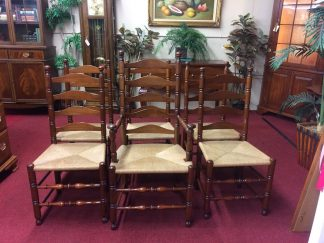Pennsylvania House Ladder Back Chairs