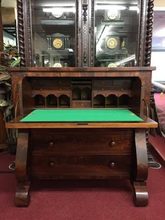 Mahogany Butlers Desk