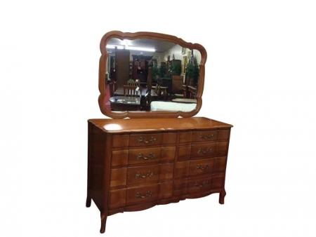 permacraft cherry dresser