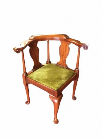 Henkel Harris corner chair