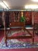 Vintage Councill Craftsman Cherry Full Size Canopy Bed