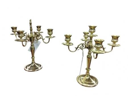 baldwin candelabra