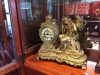 ansonia figural clock