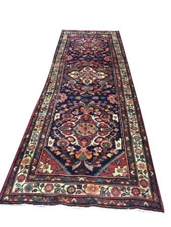 Persian Runner hand knotted