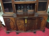 Antique secretary desk mahogany