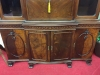 Antique Bookcase Secretary Desk