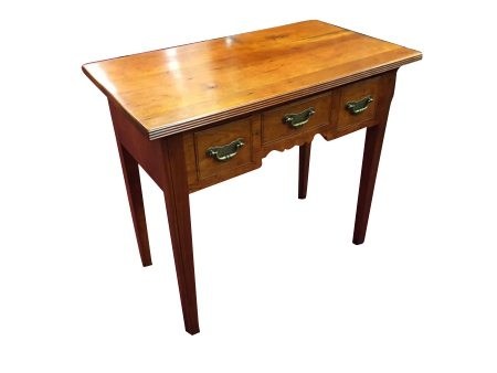 Antique Cherry Occasional Table