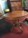 antique victorian center table