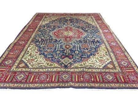 Tabriz Persian Room Size Carpet