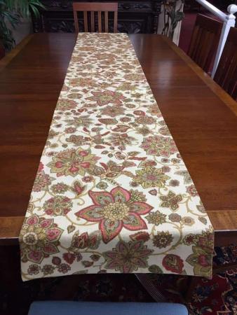 Long Paisley Table Runner