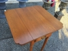 Pembroke Style End Table