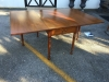 hand-made solid cherry table