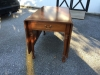 drop side dining table