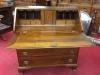 Antique Eagle inlaid drop front desk