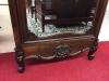 Antique Wardrobe Mirror