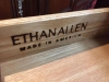 Ethan Allen Furniture Side Tables Made in America