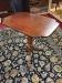 Antique Mahogany Tilt Top Table