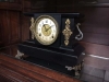 Gilbert Antique Cast Iron Mantel Clock