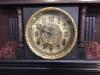 Antique Ingraham Wood Mantel Clock
