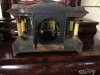Antique Seth Thomas Wood Mantle Clock