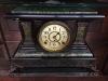 Antique Adamantine Clock