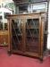 antique bookcase cabinet