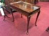 Vintage Mahogany Queen Anne Tea Table