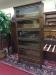 Antique Oak Globe Wernicke Barrister Bookcase