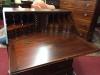 Bench-Made Mahogany Inlaid Secretary Desk