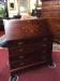 inlaid wood desk