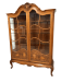 Antique Fruitwood Art Nouveau Cabinet