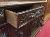 Pierced Carved Antique Drawer Pulls