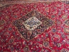 Hand Knotted Kashan Persian Rug