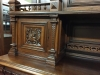Antique Carved French Renaissance Cabinet