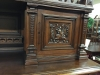 Carved Ornate Antique French Cabinet