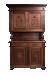 Renaissance Revival European Cabinet