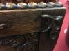 Antique Oak Bench
