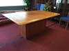 Skovby Danish Teak Dining Room Table