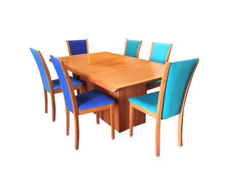 Skovby Danish Teak Dining Room Set