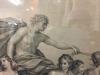 "Engraving from Raphaello Morghen's ""Aurora"" Detail"