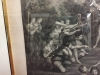 """Engraving from Raphaello Morghen """"Diana and Her Nymphs"""" 5"""