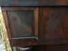 Antique Mahogany Empire Period Sideboard 2