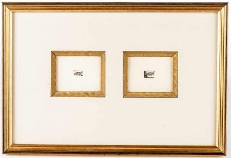 John Taylor Arms Miniature Etchings