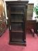 Antique Victorian Bookcase Front