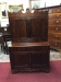 Antique Mahogany Victorian Drop Front Desk