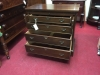 Craftique Mahogany Chest