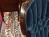 Veneer Repair to Mahogany Chair