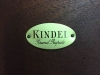 Kindel Furniture Label