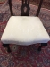Chippendale Chair Seat