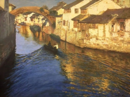 Xue Jian Xin Original Painting